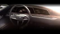 Cadillac Design Concept, gli schermi OLED