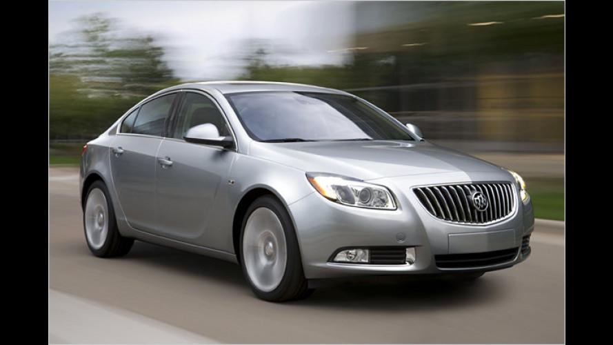 Neuer Buick Regal: Der Ami-Insignia