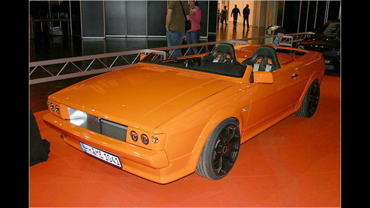 VW Scirocco Speedster (Essen Motor Show 2008)