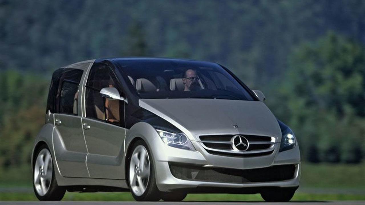 Mercedes F 600 HYGENIUS Research Vehicle
