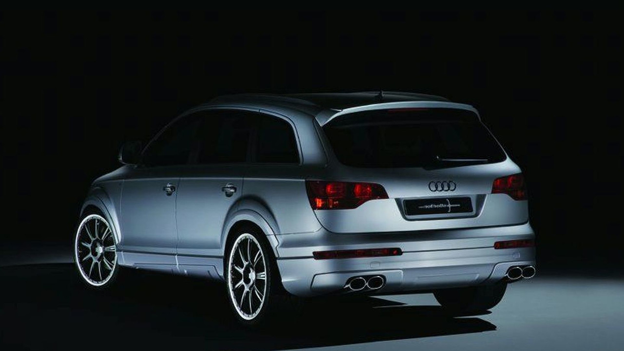 Nothelle Q7 Bi-Turbo 4.2 V8