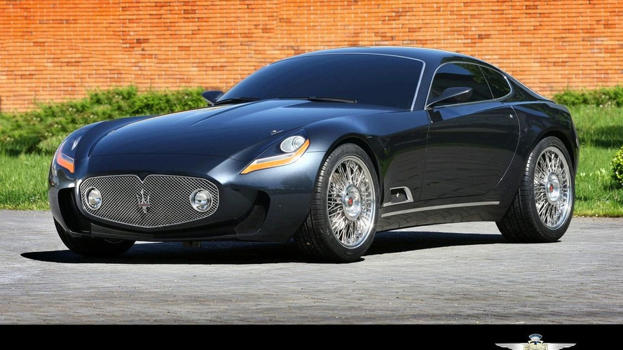 Touring Superleggera Cars: Official Pictures Released
