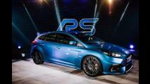 Nuova Ford Focus RS, la presentazione