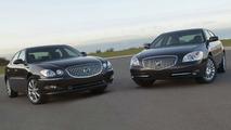 Buick Lucerne Super and LaCrosse Super
