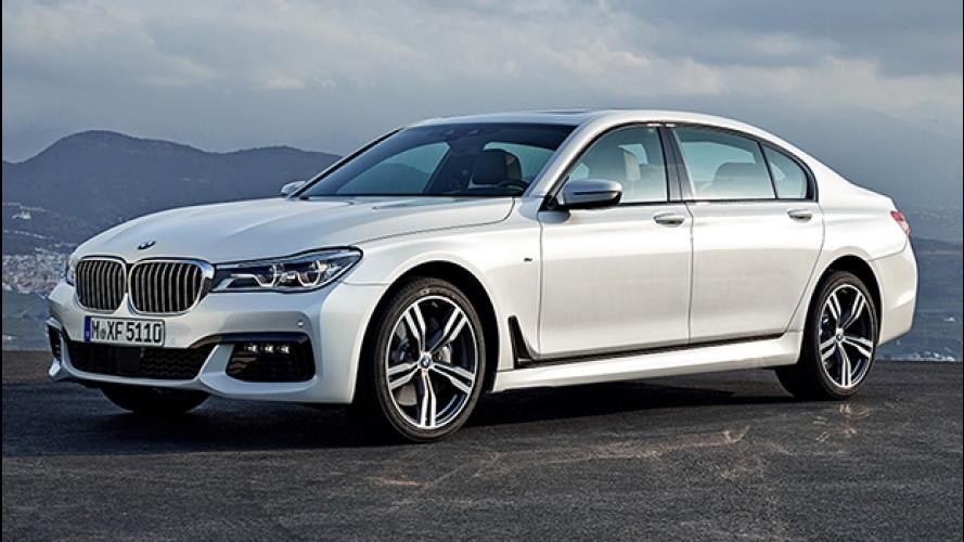 BMW, il diesel quadri-turbo ha 400 CV
