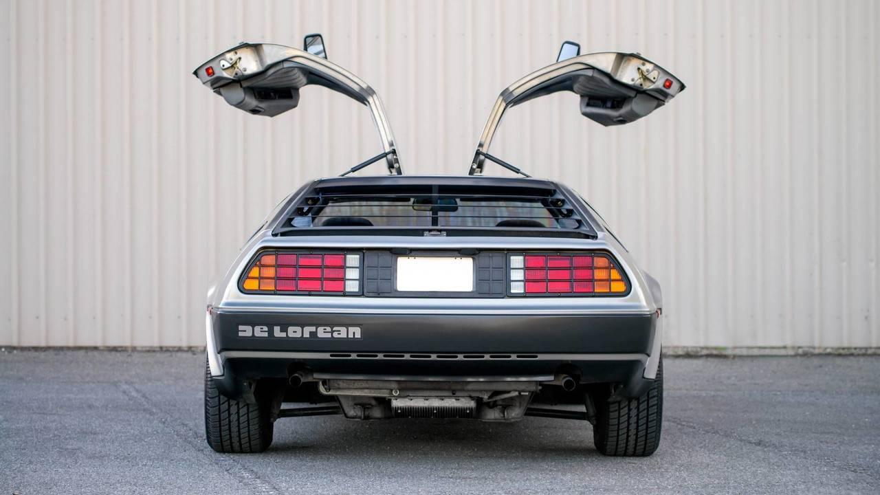 The Delorean, Back to the Future