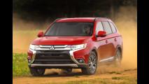 Mitsubishi Outlander 2016, il test della sette posti integrale