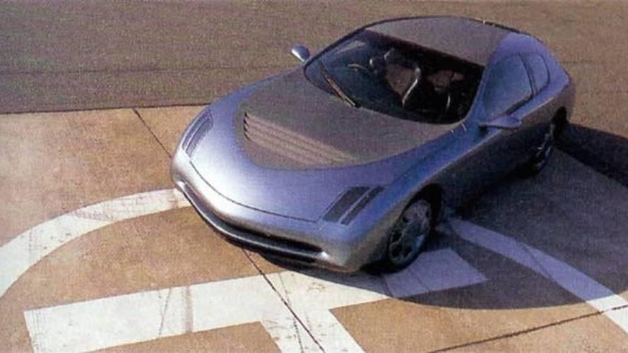 Unuttuğumuz Konseptler: 1989 Toyota 4500GT