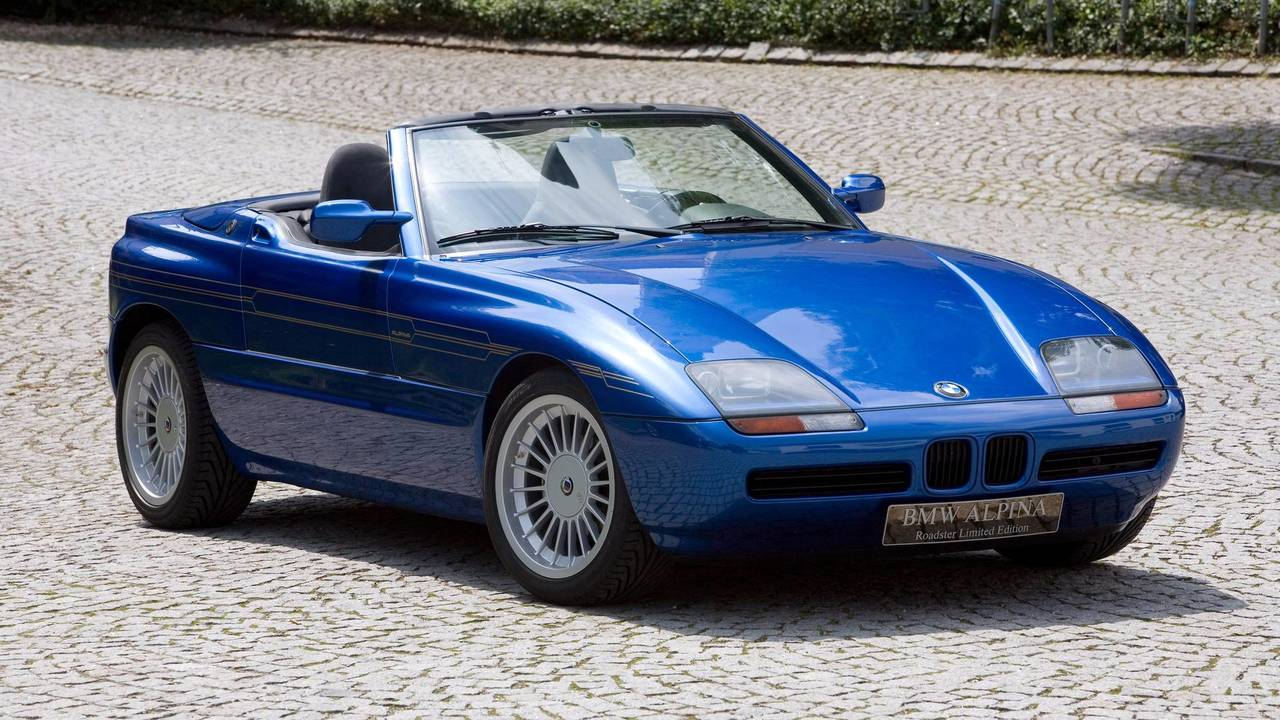 Alpina Roadster Limited Edition