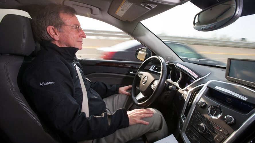 GM relaxing push for autonomous driving tech