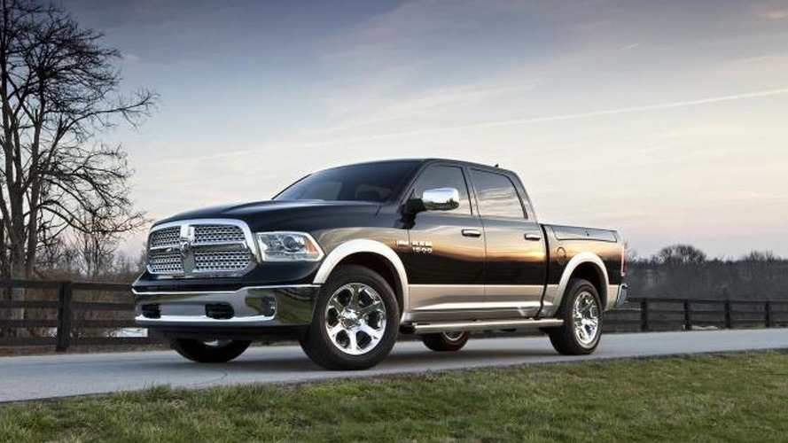 2013 Ram 1500 Outdoorsman announced
