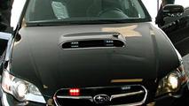 Subaru Legacy 2.5 GT Traffic Safety Enforcement Vehicle
