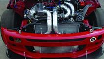 Fireball Tim Racing MINI Dragster