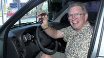 World's First Hybrid SUV Delivered