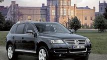 VW Touareg W12 Executive