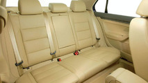 2005 Volkswagen Jetta Rear Seating