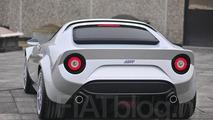 Lancia Stratos revival, 800, 05.08.2010