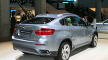 BMW ActiveHybrid X6 World Debut at 2009 Frankfurt Motor Show