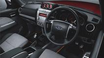New Ford Ranger Major Facelift Makes Geneva Debut