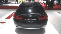 2011 Honda Accord facelift (Euro-spec) live in Geneva - 02.03.2011