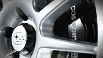 2011 Cosworth Impreza STI CS400 teaser 31.03.2010