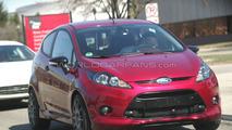 2011 Ford Fiesta ST Turbo spy photo 22.03.2010