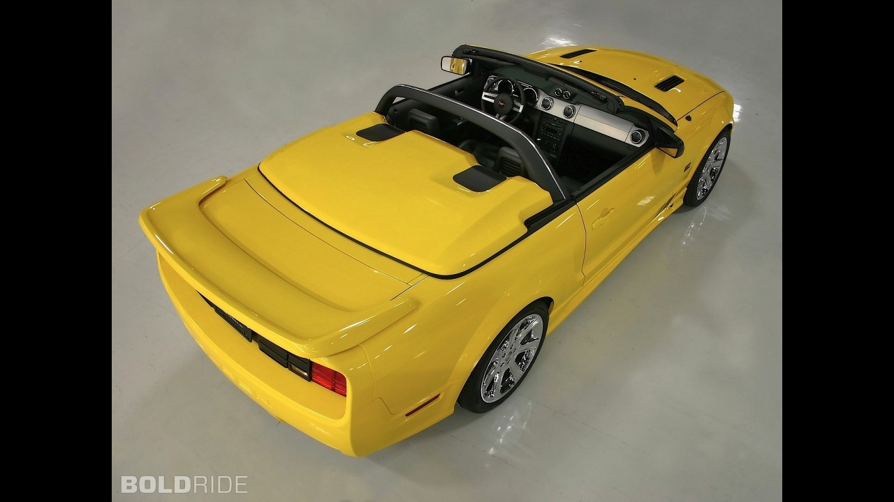 Saleen Ford Mustang S281 Speedster