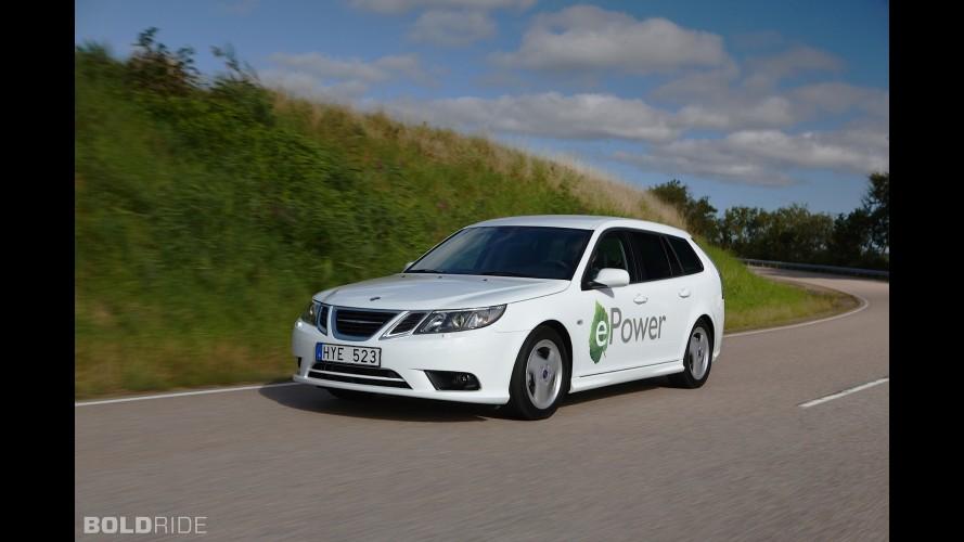 Saab 9-3 ePower Concept