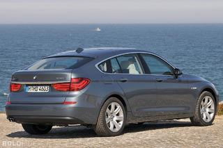 BMW 5-Series Gran Turismo