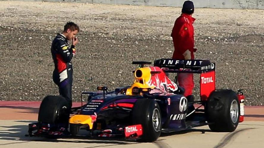 Melbourne-spec car different on inside - Vettel