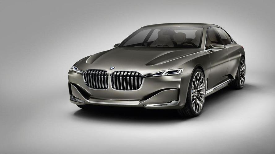 BMW 9 Serisi Maybach'a rakip olacak