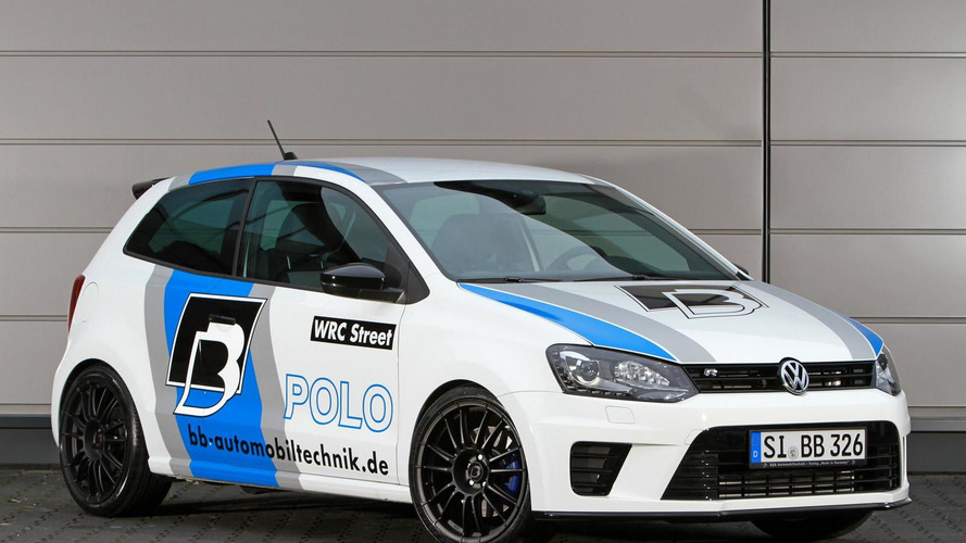 Volkswagen Polo R WRC Street by B&B packs an impressive 362 bhp punch