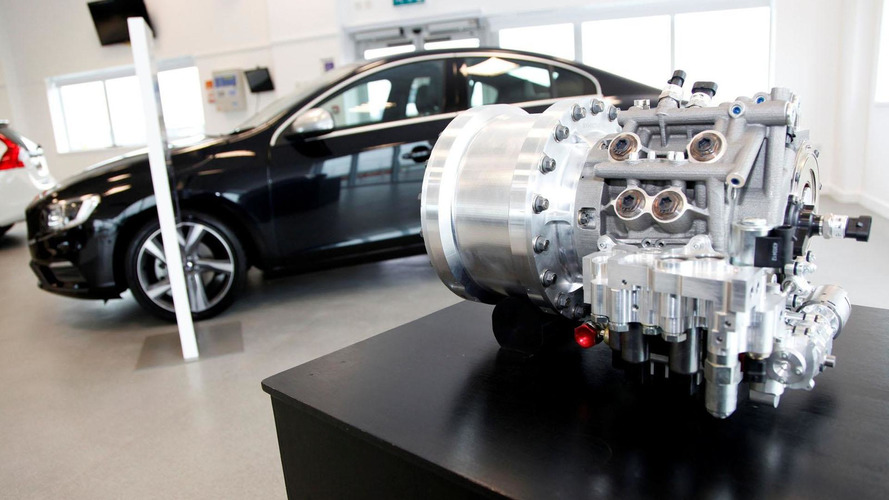 Volvo Flywheel KERS system undergoing testing, promises fuel savings of up to 25 percent