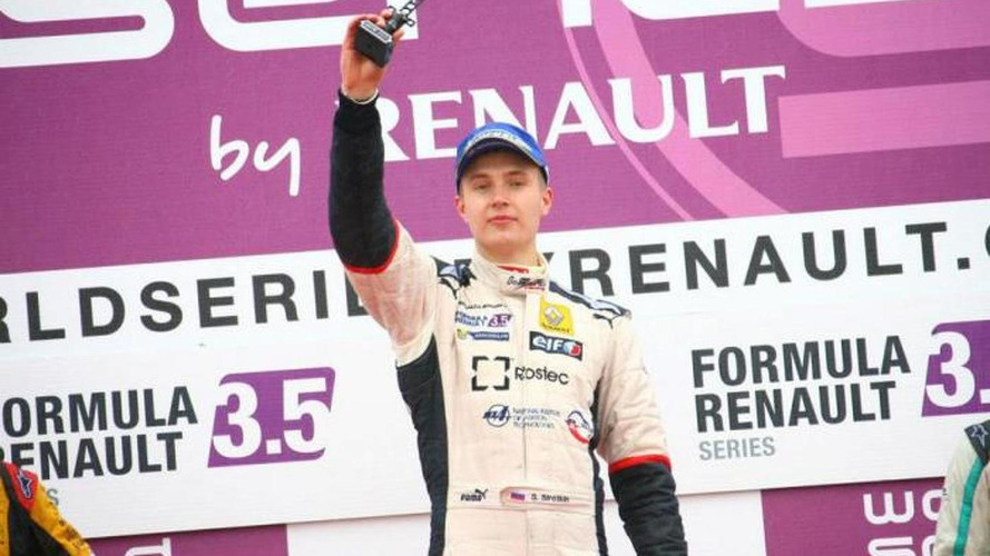 Sirotkin to push for F1 license in Sauber test