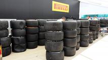 Used Pirelli tyres