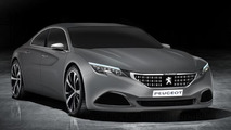 Peugeot Exalt production version render