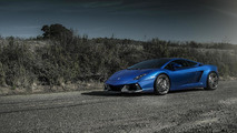Vorsteiner modestly revises the Lamborghini Gallardo