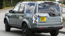 2014 Land Rover Discovery facelift spy photo 07.08.2013