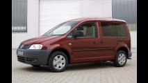 VW T5 mit Erdgasantrieb