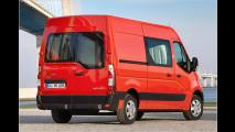 Neuer Opel Movano