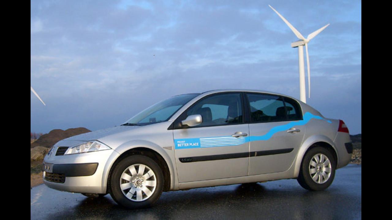 Renault Elektroauto (Project Better Place)