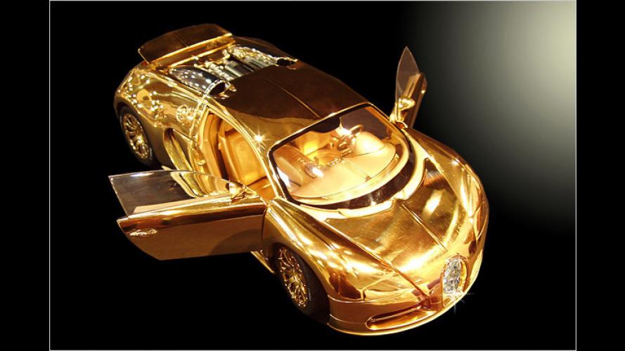 Kein Spielzeug: Das teuerste Modellauto der Welt