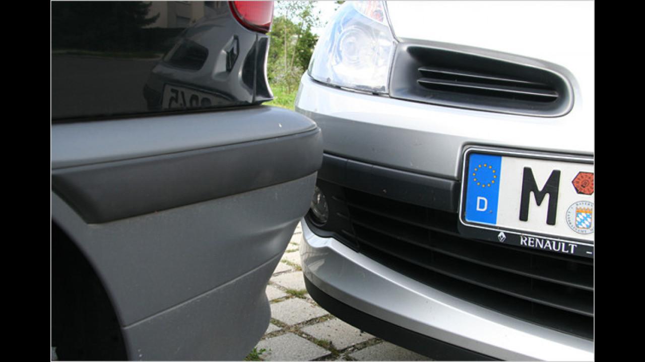 Parkrempler: Reicht es, sich am nächsten Tag zu melden?