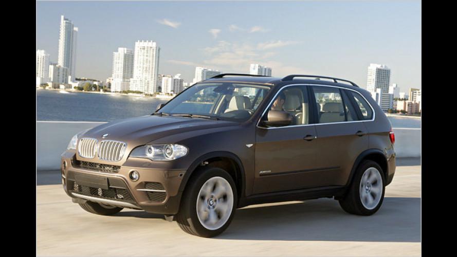 BMW X5: Schöner, sparsamer und sicherer