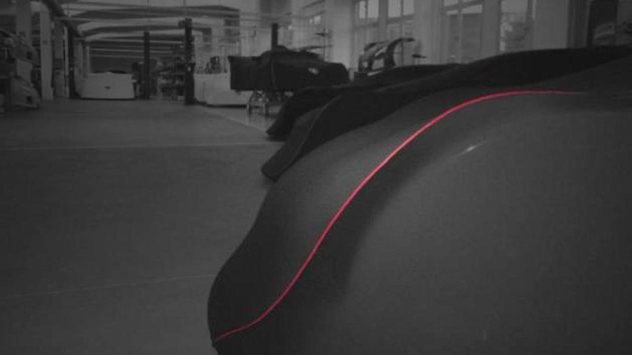 Gumpert teases mystery supercar for a second time