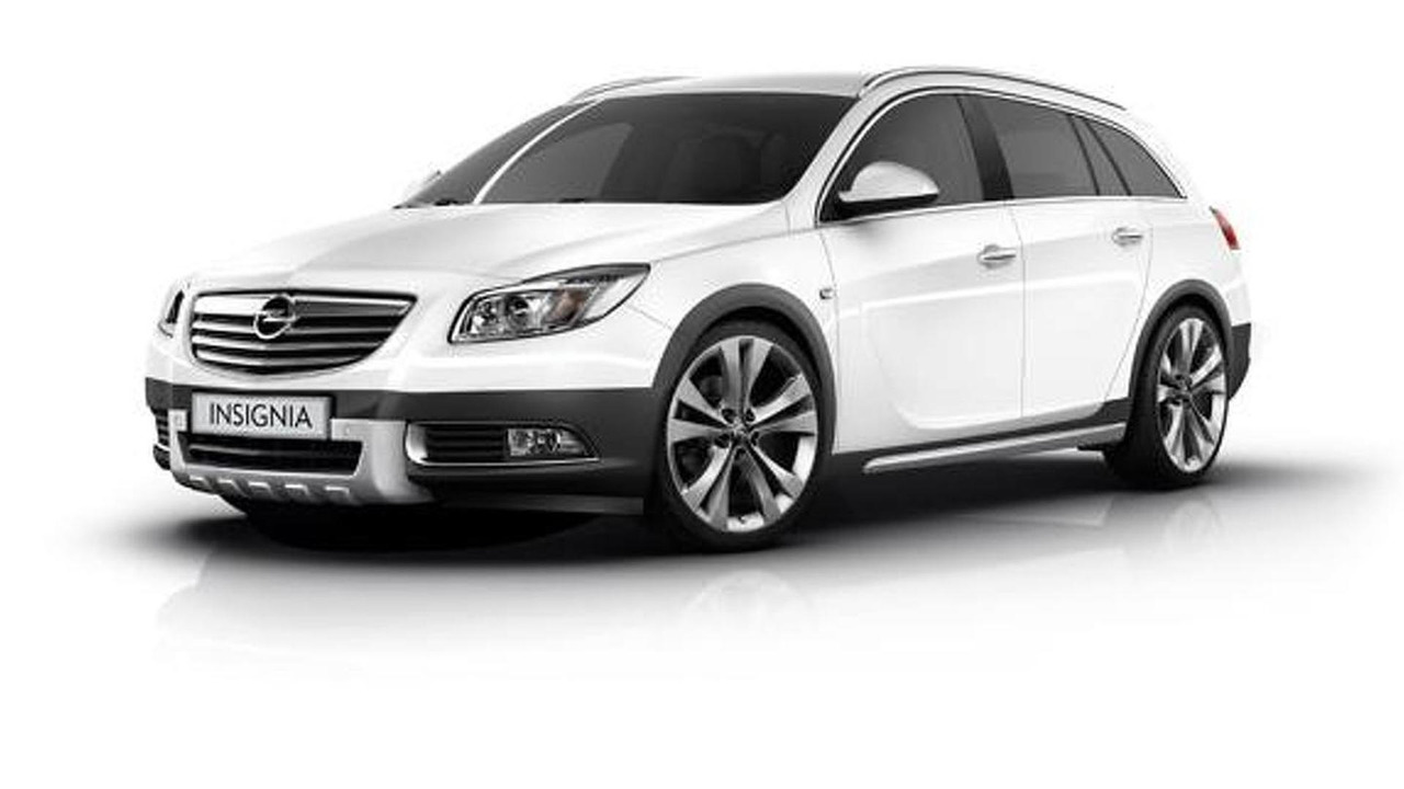 Opel Insignia Sport Tourer CrossFour leaked images, 576, 30.12.2011