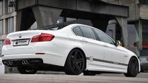 BMW 5-Series F10 by Prior Design 02.01.2012