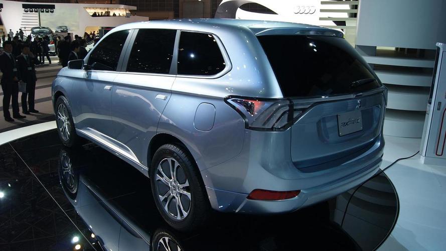 Mitsubishi Concept PX-MiEV II unveiled