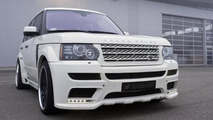 Range Rover 5.0i V8 Supercharged by Hamann
