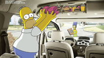Kangoo Packs All the Simpsons' Bits